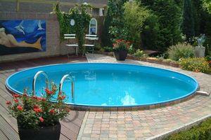Pomaz zwembaden spazone - Ontwikkeling rond het zwembad ...
